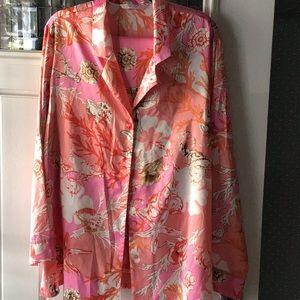 Victoria Secret silky pajama set